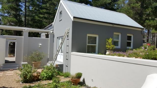 building contractors kleinmond